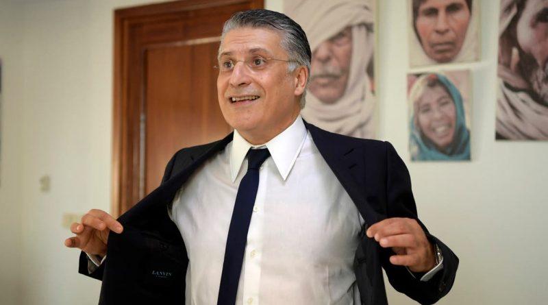 القروي نبيل قلب تونس