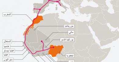 نيجيريا و المغرب يجددان التعهد بمد أنبوب الغاز