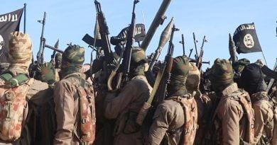 مقاتلي داعش