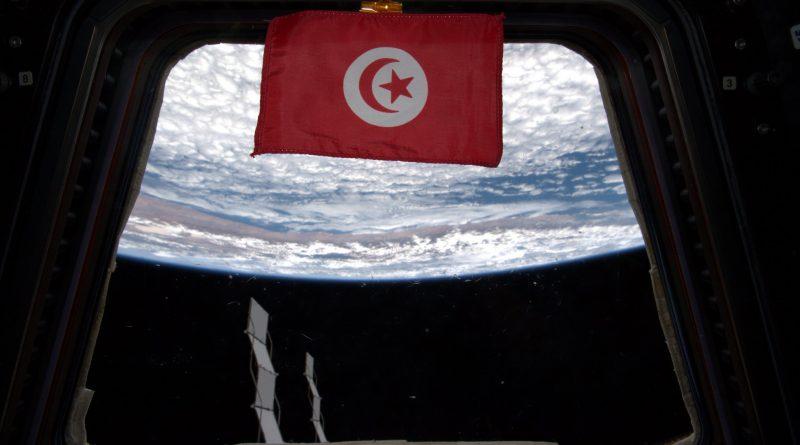 رائد فضاء ينشر صورة لتونس من الفضاء