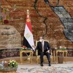 السيسي يستقبل عبد الحميد دبيبة رئيس الحكومة الليبية الجديدة