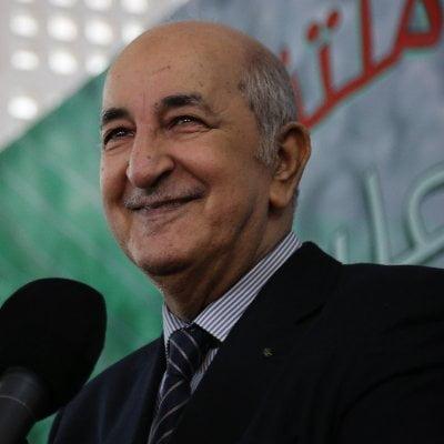 أبرز ما جاء في خطاب رئيس الجزائر عبد المجيد تبون
