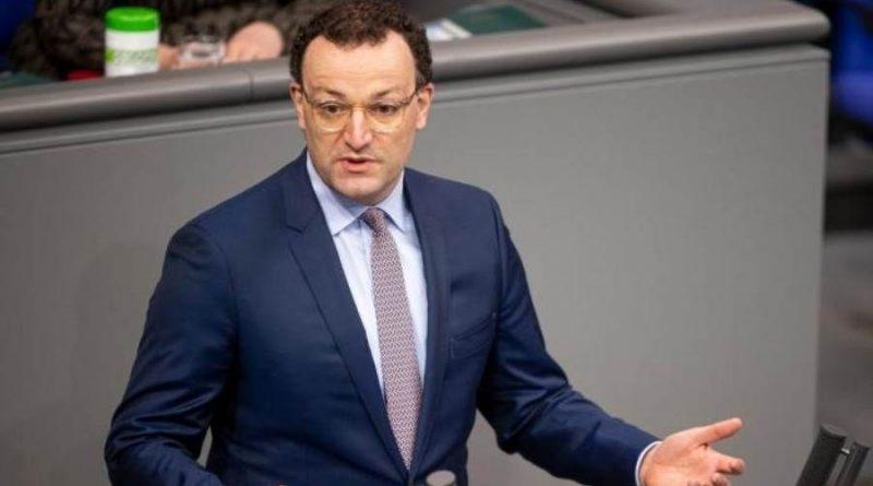 وزير الصحة الألماني يانس شبان