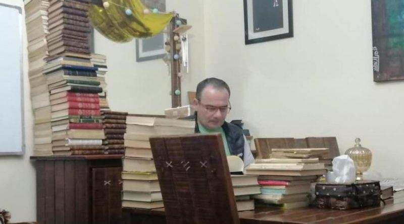 فاة الصحافي الأردني تيسير النجار