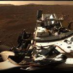 أول بانوراما 360 درجة على سطح كوكب المريخ