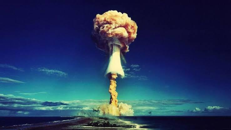 قنبلة ذرية جزائر