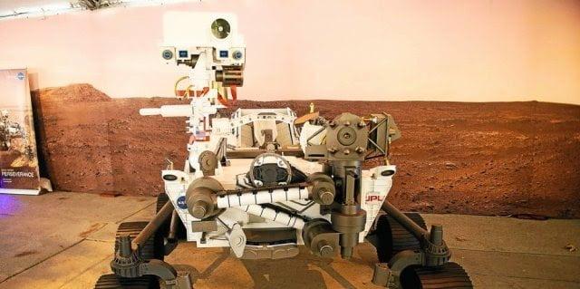 أعلنت وكالة ناسا أن المسبار قد هبط على كوكب المريخ
