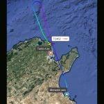 الخطوط التونسية - TUNISAIR هبوط الاضطراري