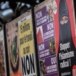 السويسريون يصوّتون لصالح حظر البرقع في الأماكن العامة