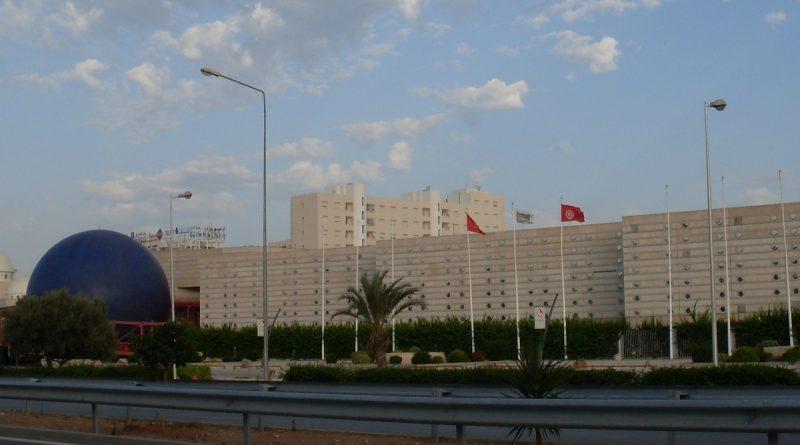 القبة الفلكية بمدينة العلوم بتونس