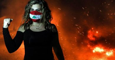 بيروت احتجاجات_1