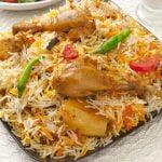 طبخة برياني دجاج هندي على اصوله