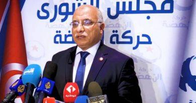 عبد الكريم الهاروني حركة النهضة مسيرة الثبات