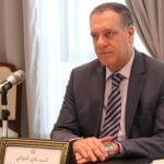 غازي الشواشي استقالة
