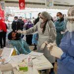 كورونا فيروس كوفيد 19 تونس