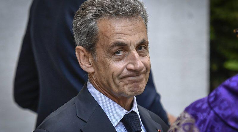 نيكولا ساركوزي
