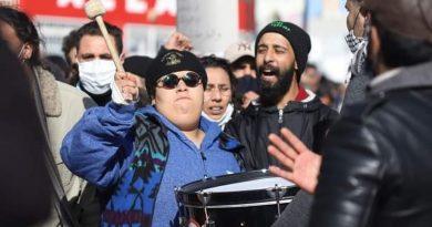 تونس حكم بالسجن على الناشطة النسوية رانيا العمدوني