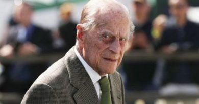 الأمير فيليب زوج ملكة بريطانيا إليزابيث الثانية