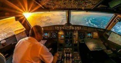 النوافذ في الطائرات النفاثة