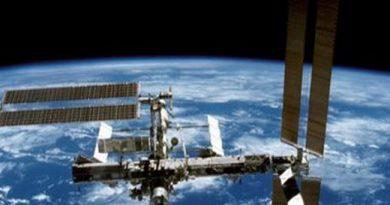 المحطة الفضاء الدولية