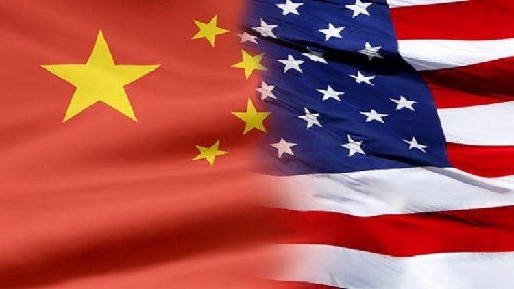 الصين الولايات المتحدة الأمريكية