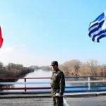 تركيا اليونان