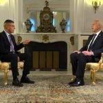 رئيس الجمهورية قيس سعيد في حوار مع الصحفي توفيق مجيد بثته قناة فرانس 24