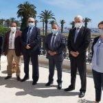 سفير بريطانيا بتونس يزور ولاية بنزرت