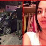 وفاة فتاة في حادث مرور وسرقة حقيبتها
