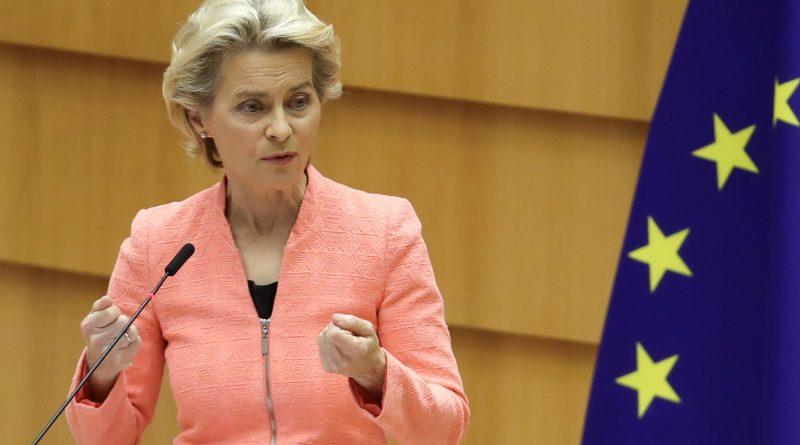 URSULA VON DER LEYEN PROPOSE D'AMÉLIORER L'OBJECTIF CLIMATIQUE DE L'UE