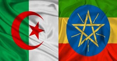 اثيوبيا الجزائر