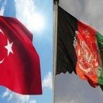 افغانستان تركيا