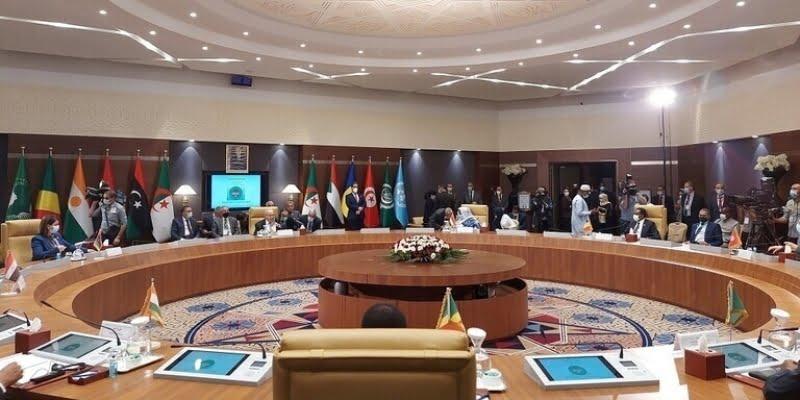 مؤتمر دول الجوار الليبي