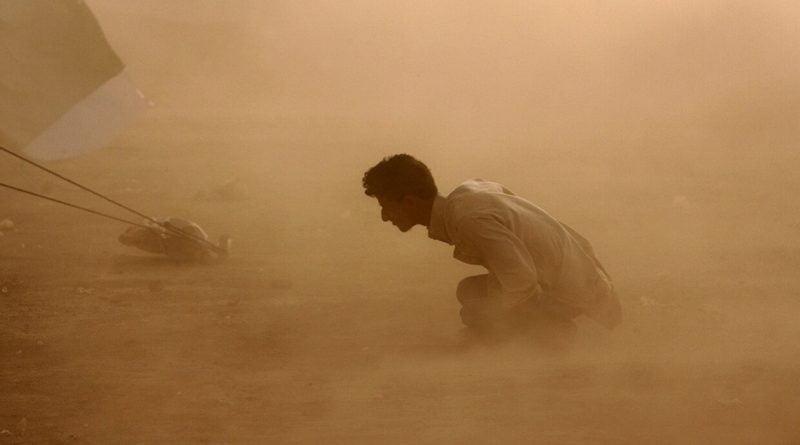 موريتانيا.. سقوط منازل بسبب العواصف