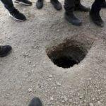 الأسرى الفلسطينيين الفارين من سجن جلبوع