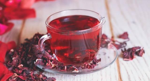 شاي الكركديه