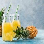 عصير الأناناس