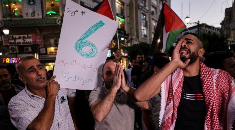مسيرات حاشدة نصرة للأسرى في السجون الإسرائيلية